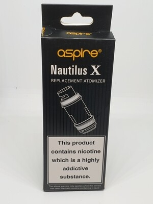 Aspire Nautilus X Coil Pack of 5