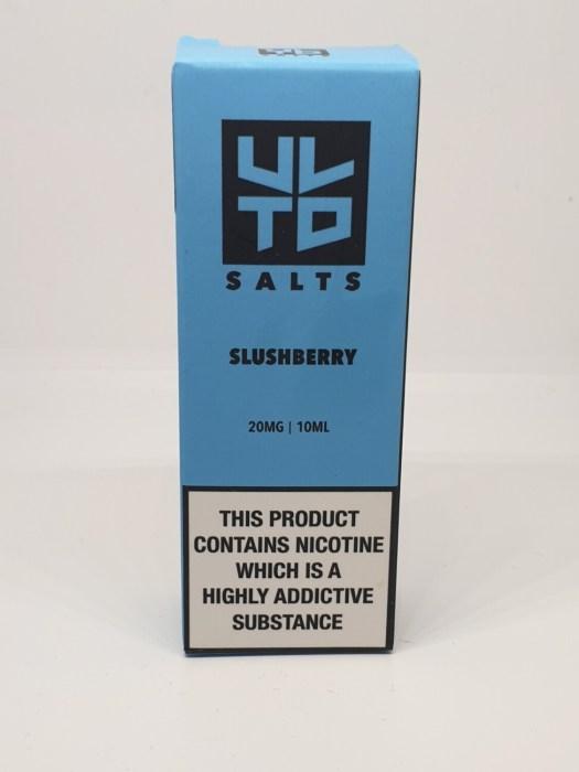 ULTD Salts Slushberry 10ml 20mg