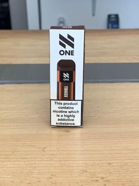 Disposable Pod Device Tobacco