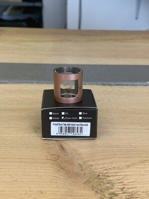 Pockex Glass Rose Gold