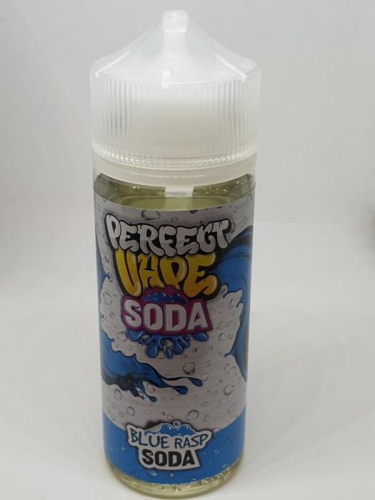Blue Rasp Soda