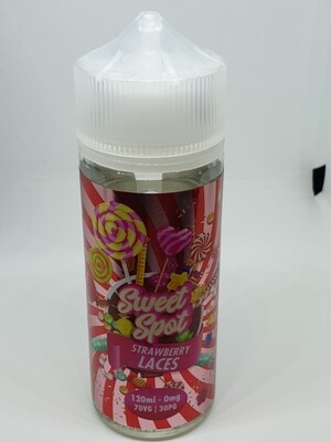Strawberry Laces 100ml