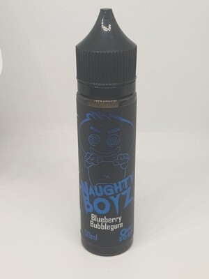 Blueberry Bubblegum 50ml