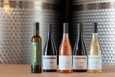 VURRIA Bio Indigene sizilianische Weine & Olivenöl - 5 Flaschen