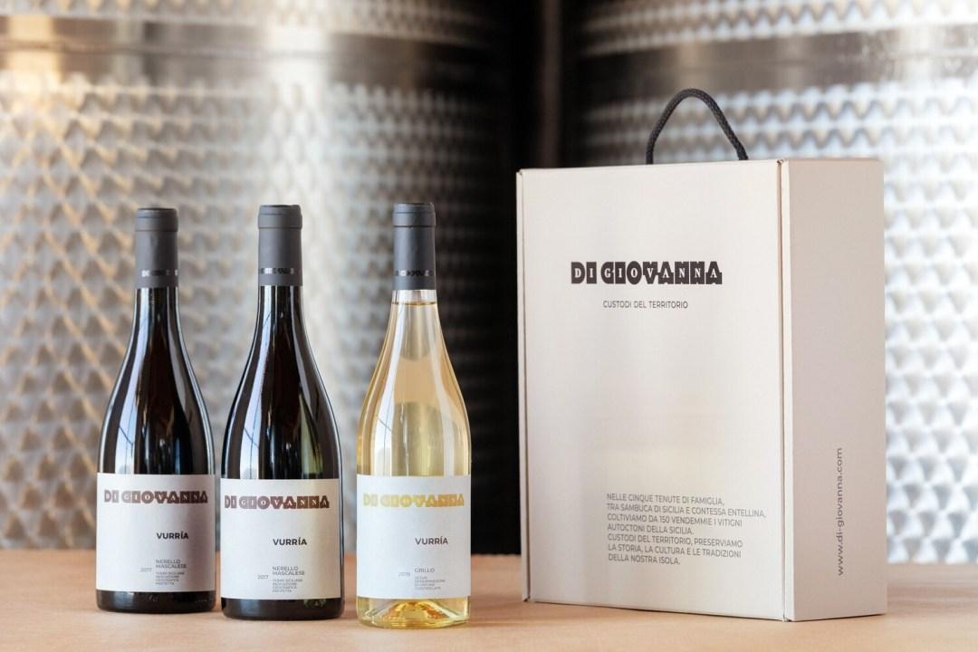 Vurria Wines - 3 Bottle Gift Box