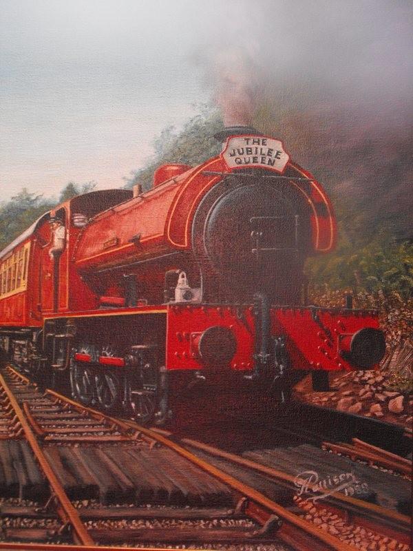 STEAM TRAIN UNTITLED (6)