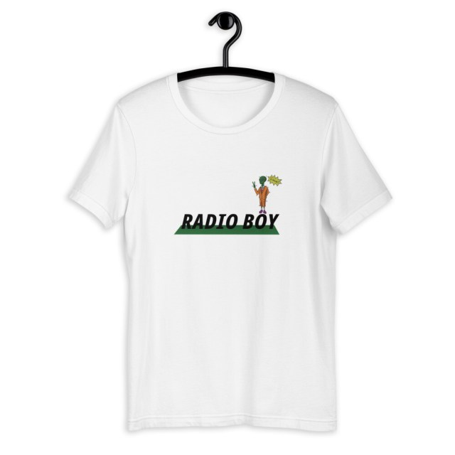 M.O.N.T Official Tshirt (RadioBoy Version)
