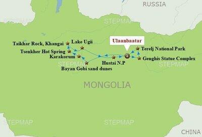 Mongolia, nomadic by nature & Naadam festival 2021
