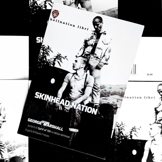 George Marshall - Skinhead Nation
