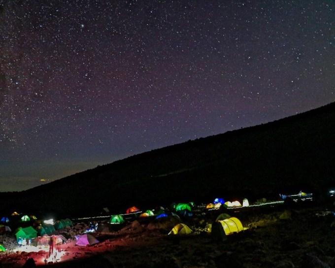 Mt Kilimanjaro Expedition - Hike Only - Deposit