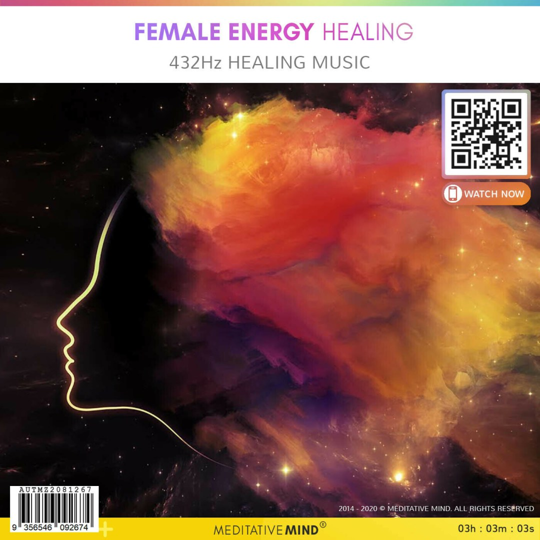 FEMALE ENERGY HEALING - 432Hz Healing Music