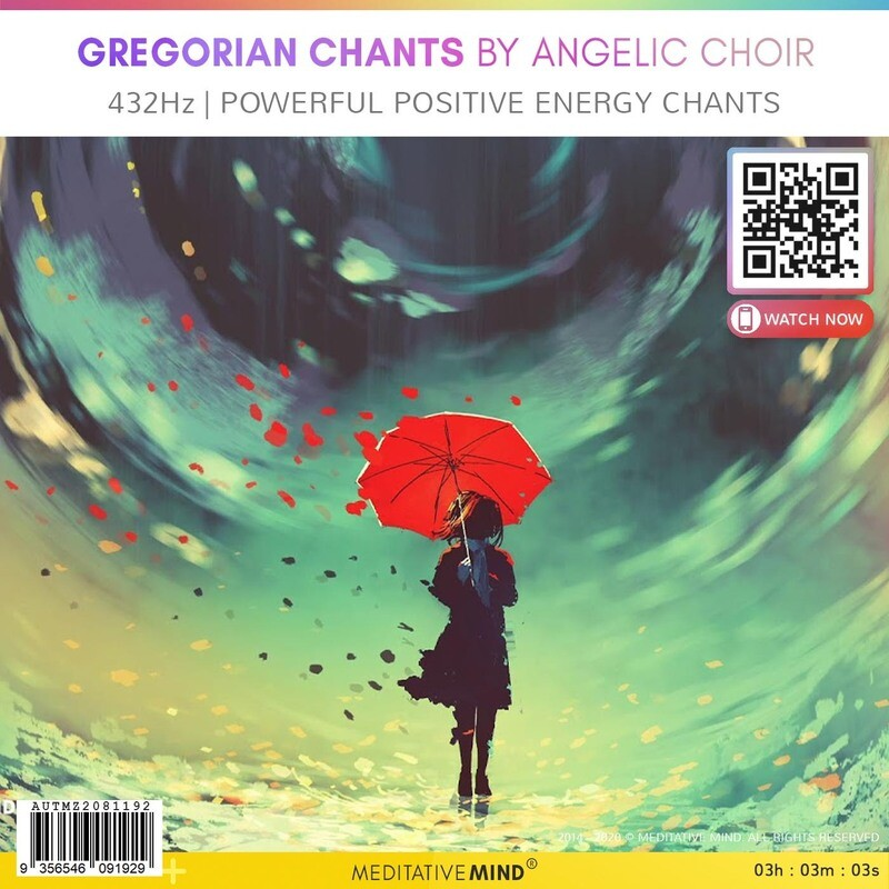 Gregorian Chants by Angelic Choir - 432Hz | Powerful Positive Energy Chants