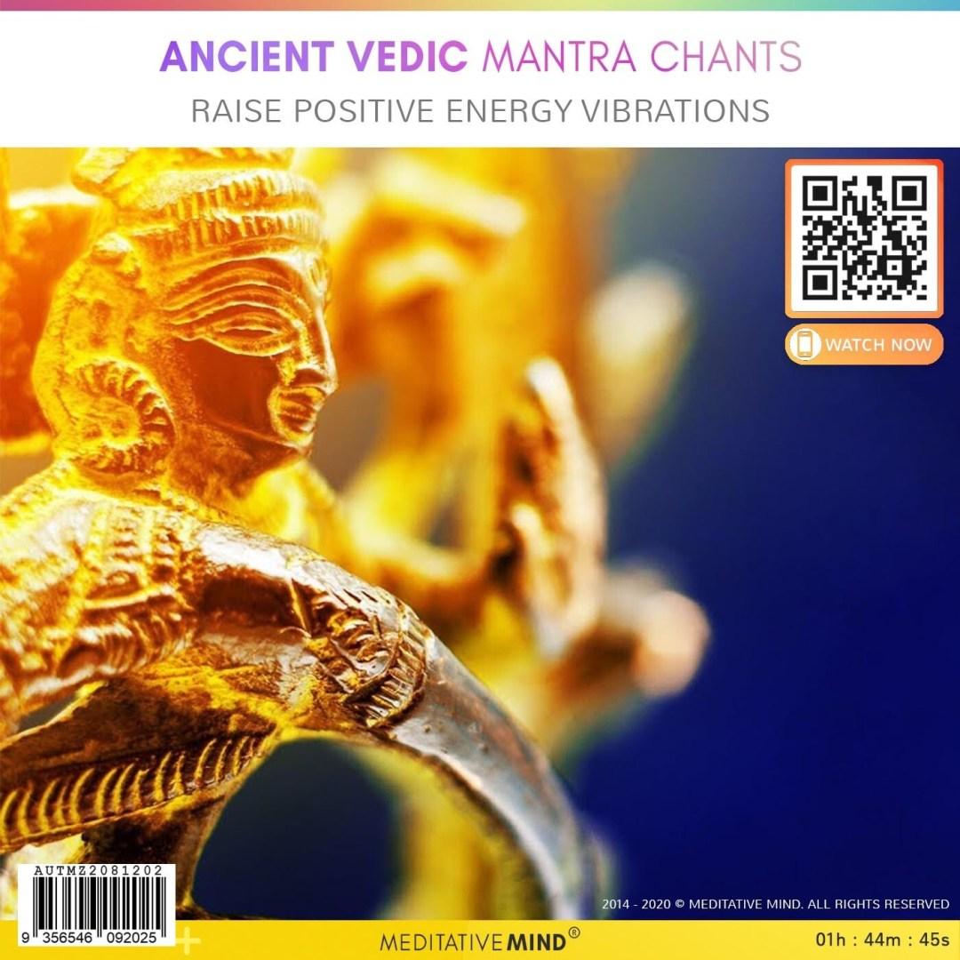 ANCIENT VEDIC MANTRA CHANTS - Raise Positive Energy Vibrations