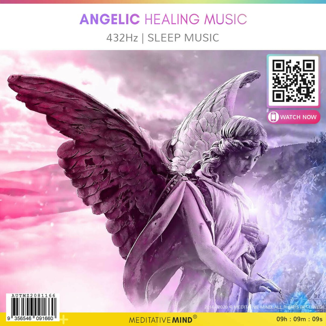 Angelic Healing Music - 432Hz | Sleep Music