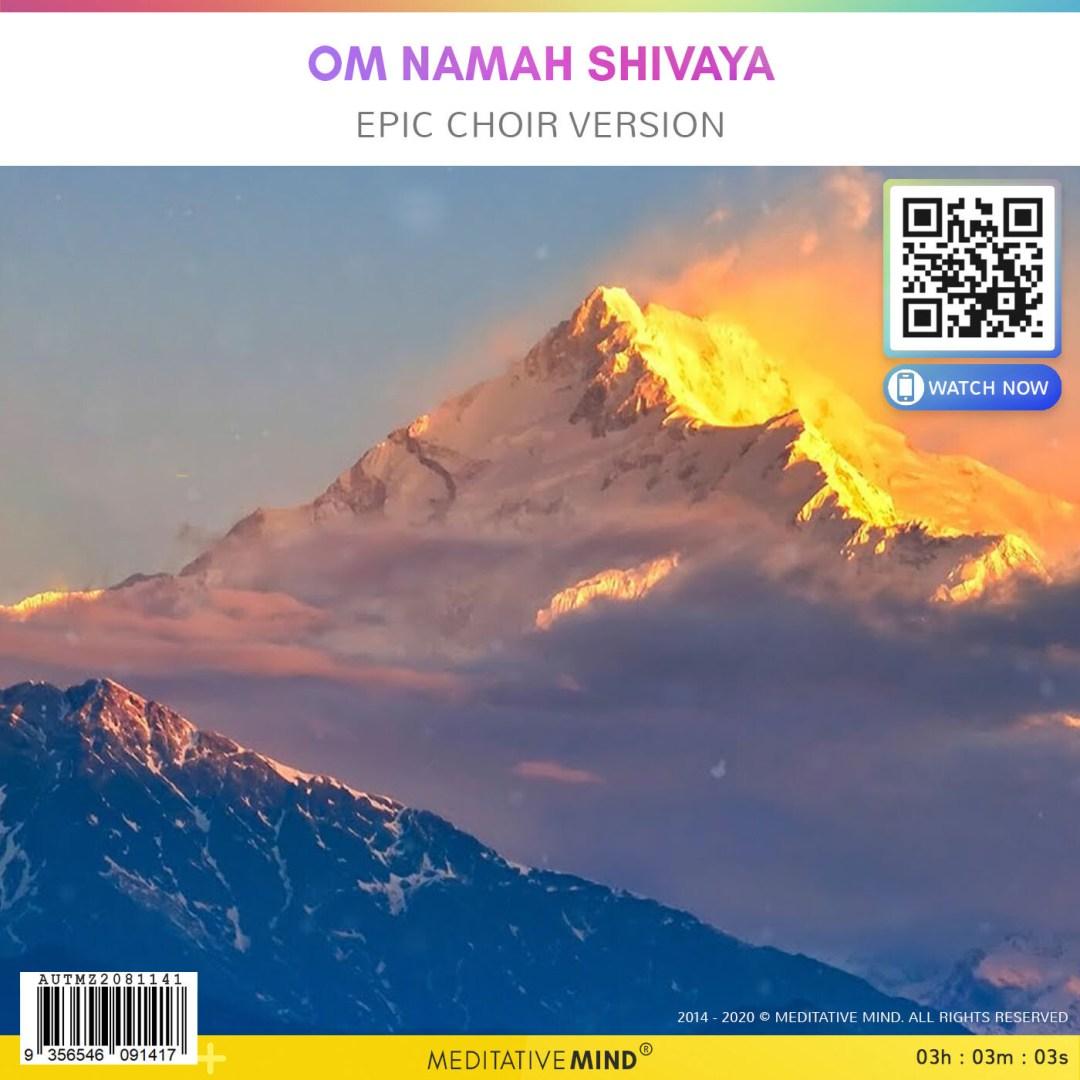 OM NAMAH SHIVAYA - Epic Choir Version