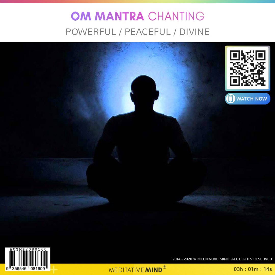OM Mantra Chanting - Powerful, Peaceful & Divine