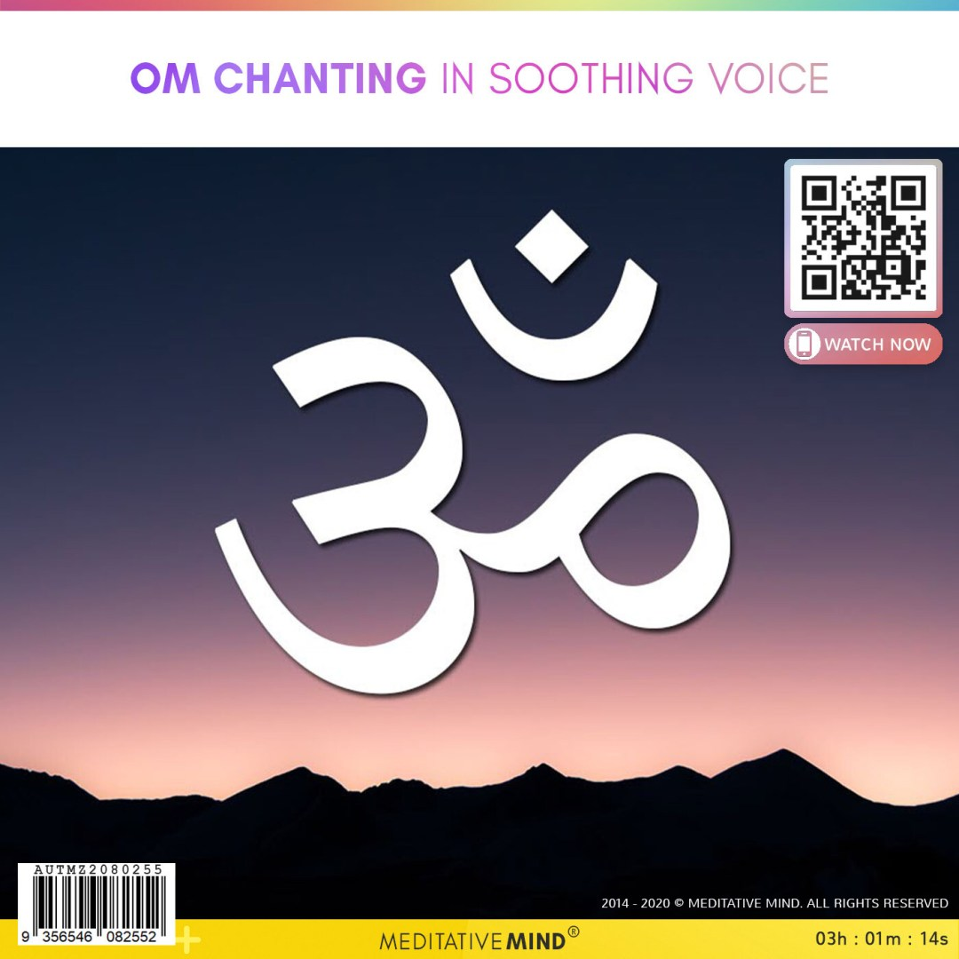 OM Chanting in Soothing Voice