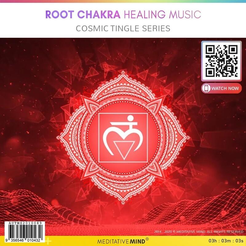 Root Chakra Healing Music - Cosmic Tingle Series