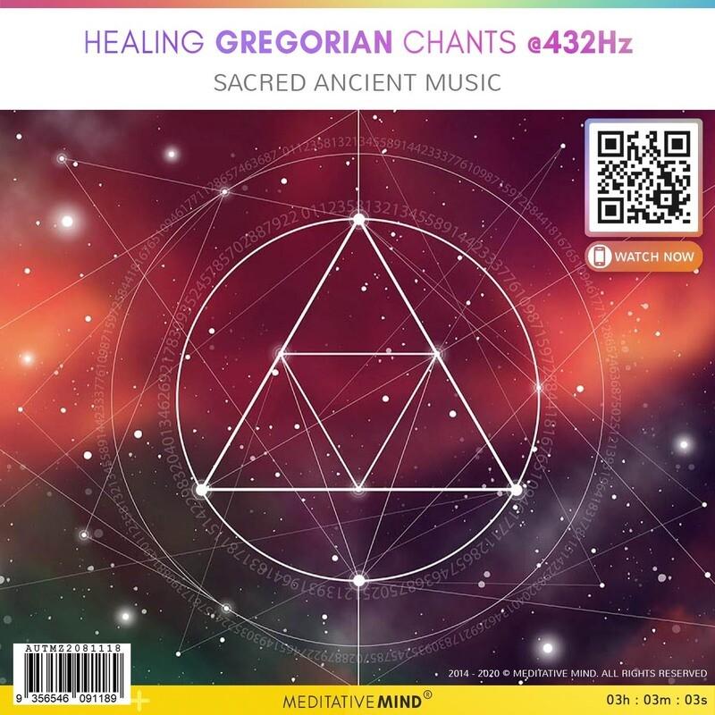 Healing Gregorian Chants @ 432 Hz - Sacred Ancient Music
