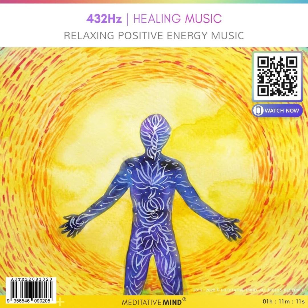 432Hz - Healing Music - Relaxing Positive Energy Music