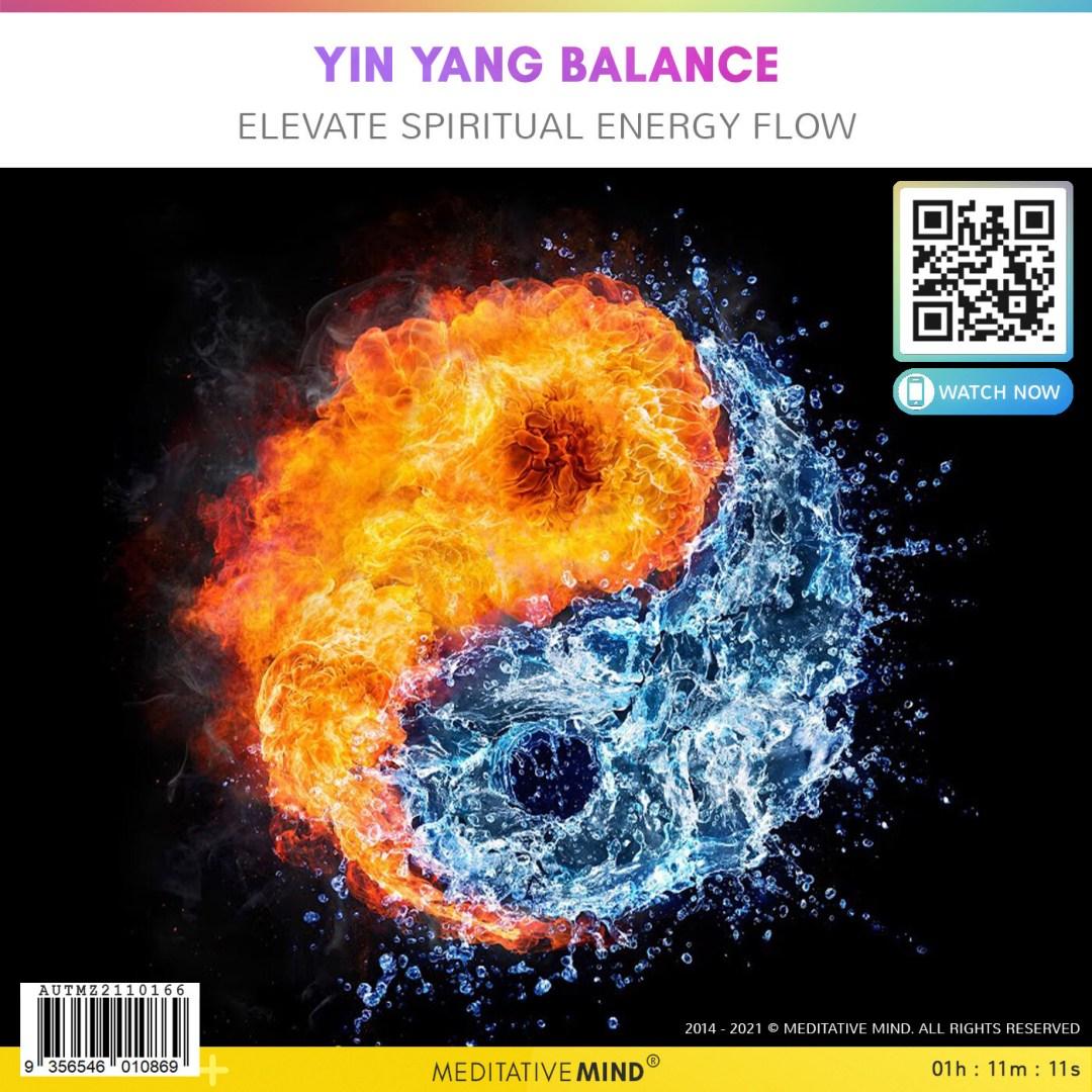 Yin Yang Balance - Elevate Spiritual Energy Flow