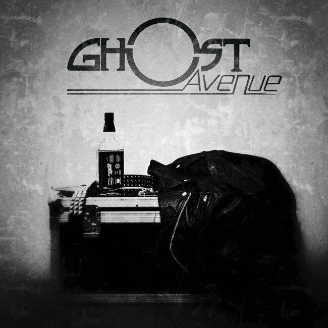GHOST AVENUE - Ghost Avenue