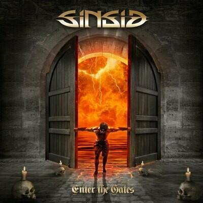 SINSID - Enter the Gates (Vinyl)