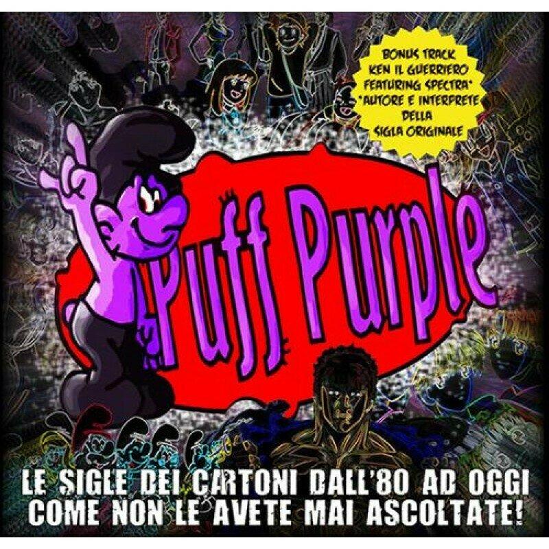 PUFF PURPLE - Puff Purple