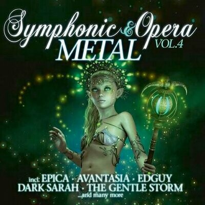 VARIOUS - Symphonic & Opera Metal Vol.4 (2CD)