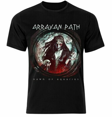 ARRAYAN PATH - Dawn of Aquarius Tshirt