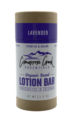 Lavender Organic Lotion Bar 2.1oz