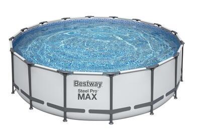 Каркасный бассейн Steel Pro Max