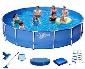 Каркасный бассейн Polygroup