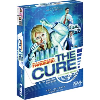 Pandemic The Cure  Stand Alone