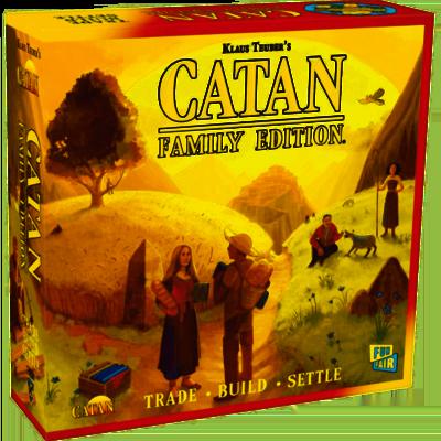 Catan Family Edition