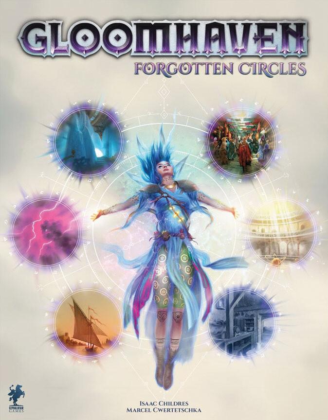 Gloomhaven Forgotten Circles Expansion
