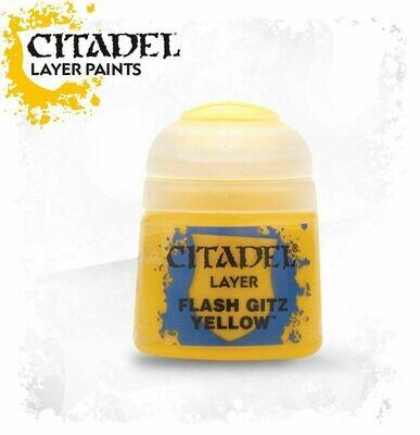 GW Flash Gitz Yellow
