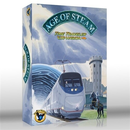 Age of Steam: Time Traveler Expansion