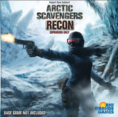 Arctic Scavengers Recon Expansion Only