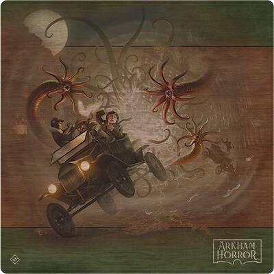 Arkham Horror 3rd Edition Gamemat