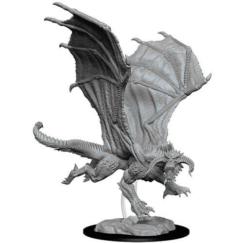 D&D Young Black Dragon
