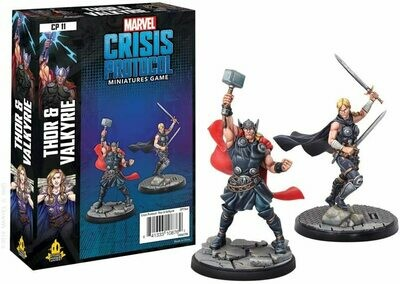 Marvel Protocol Thor and Valkyrie Exp
