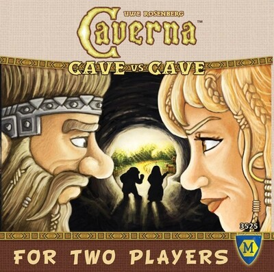 Caverna Cave vs Cave 2 player (2-Player)