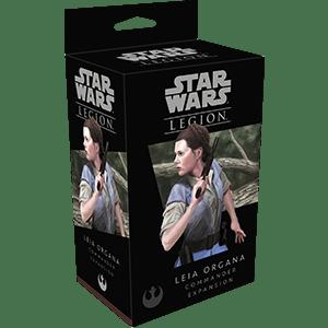 Star Wars Legion Princess Leia Organa Commander Expansion