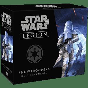 Star Wars Legion Snowtrooper Expansion