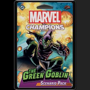 Marvel Champions Green Goblin Scenario Pack