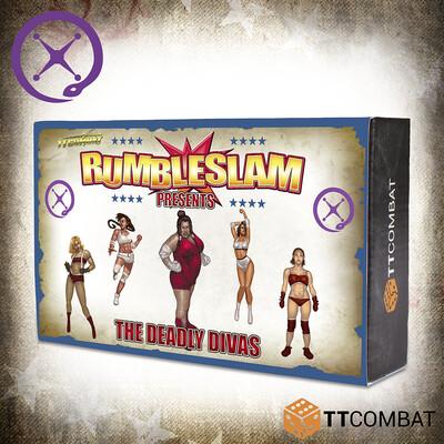 Rumbleslam The Deadly Divas