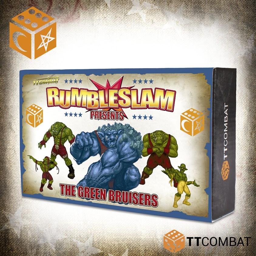 Rumbleslam The Green Bruisers
