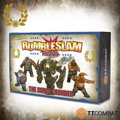 Rumbleslam The Runic Thunder