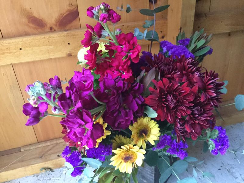 Fall Bouquet Medium